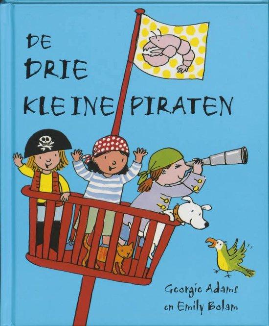 De Drie Kleine Piraten - G. Adams |