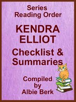 Kendra Elliot: Series Reading Order - with Summaries & Checklist