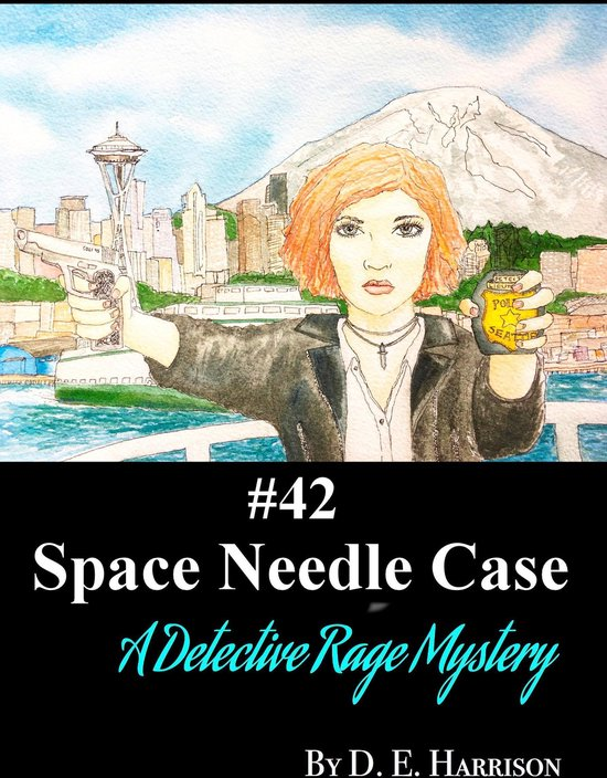 Omslag van Space Needle Case