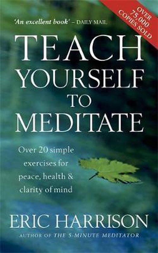 Afbeelding van Teach Yourself To Meditate