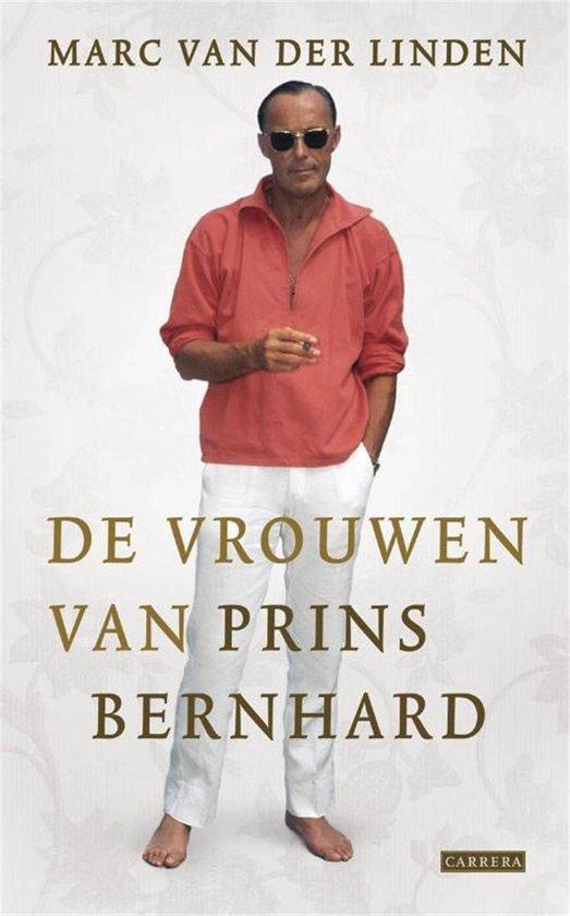 Cover van het boek 'de vrouwen van Prins Bernhard'