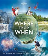 Boekomslag van 'Lonely Planet's Where to Go When'