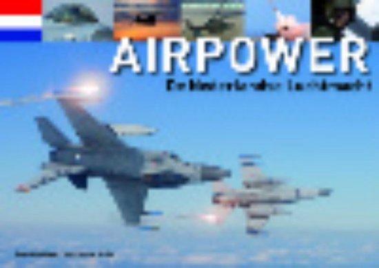 Boek cover Airpower van Frank Crébas (Hardcover)