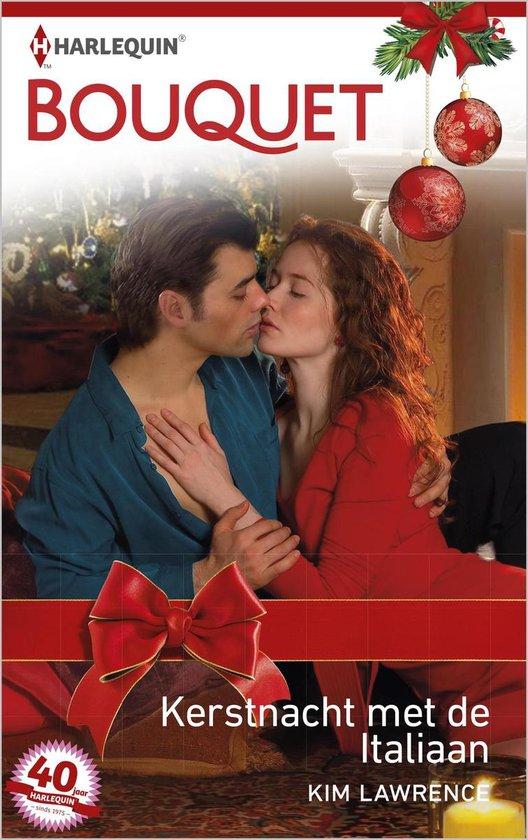 Bouquet 3691 - Kerstnacht met de Italiaan - Kim Lawrence |