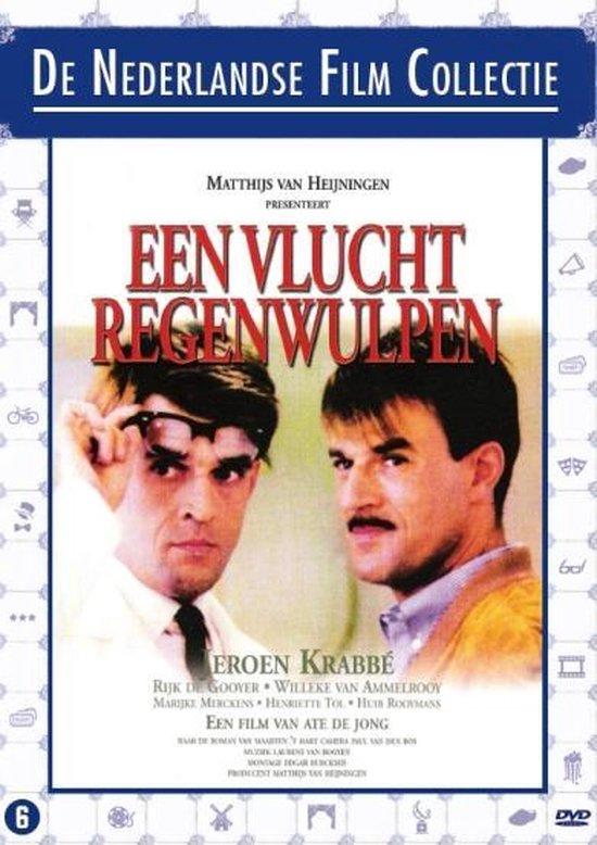 Cover van de film 'Een Vlucht Regenwulpen'