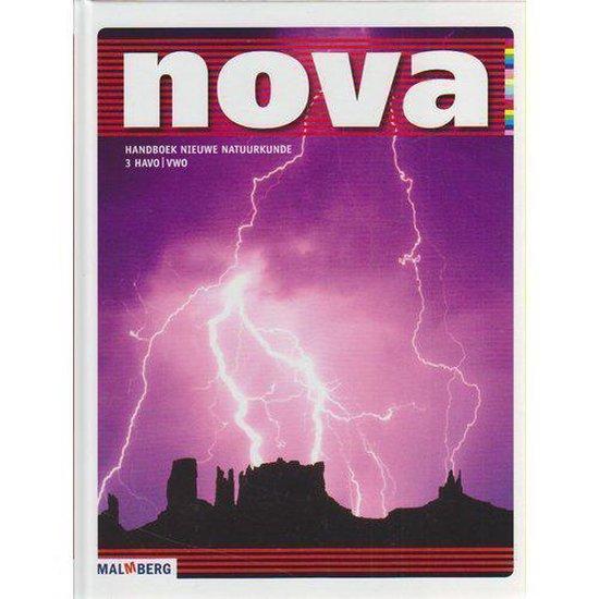 Nova Nieuwe Natuurkunde handboek 3 havo/vwo - F. Alkemade |