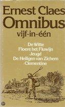 Omnibus - Vijf-in-één: De Witte, Floere het Fluwijn, Jeugd - De Heiligen van Zichem, Clementine
