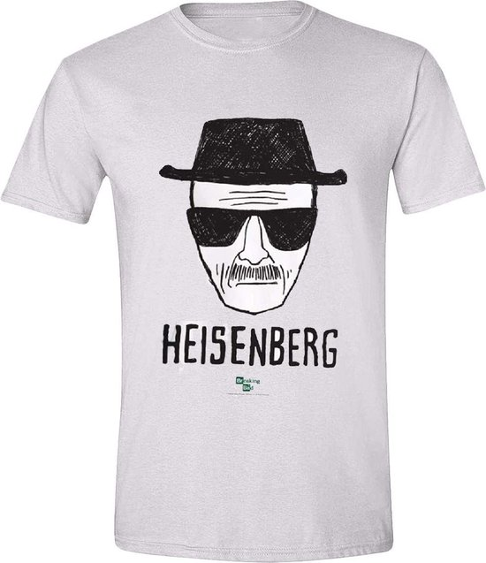 Breaking Bad Heisenberg T-Shirt Xxl
