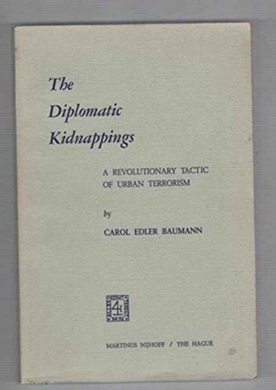 Diplomatic kidnappings - Baumann  