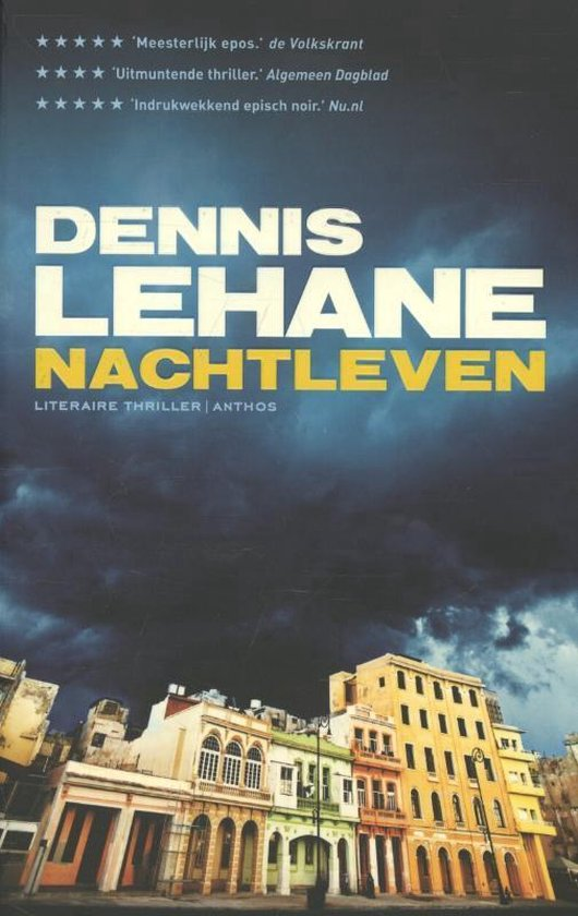 Nachtleven - Dennis Lehane pdf epub