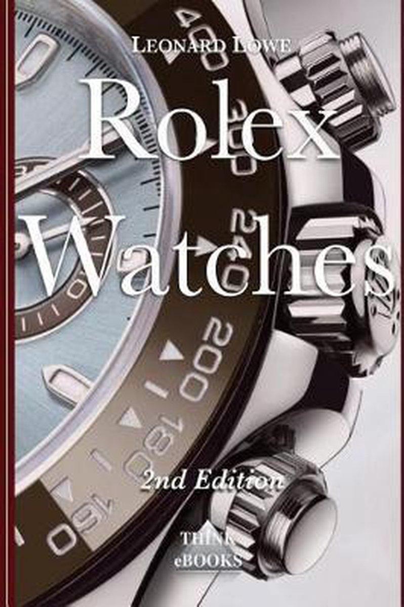 Rolex Watches - Leonard Lowe