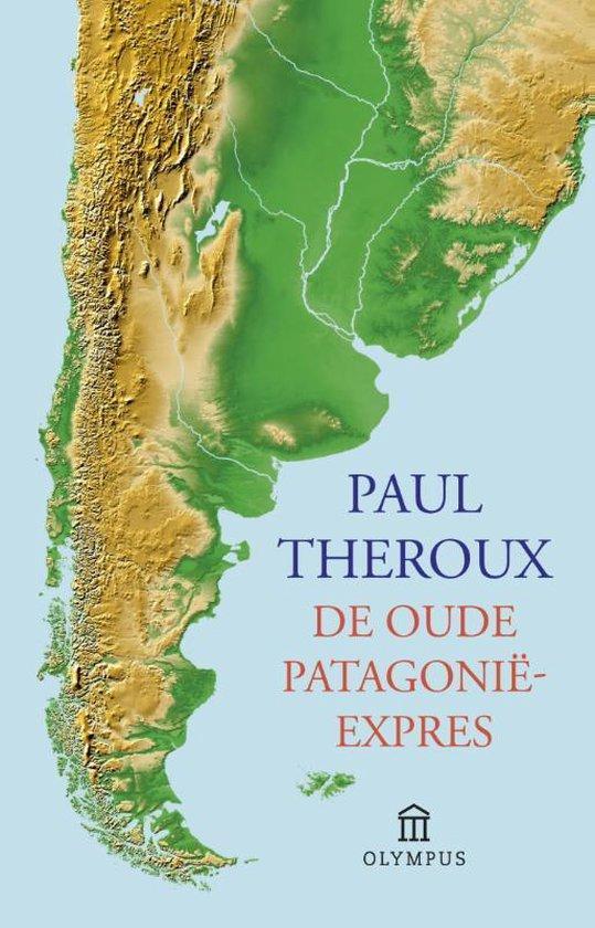 Cover van het boek 'De oude Patagonie express'