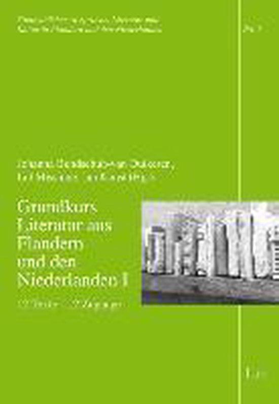 Boek cover Grundkurs Literatur aus Flandern und den Niederlanden I van  (Paperback)