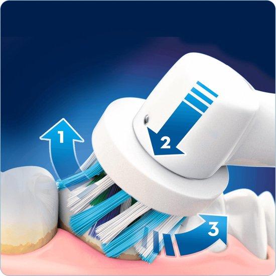 Oral-B PRO 750 3DWhite Elektrische Tandenborstel + 3DWhite Tandpasta 75 ml - Oral B