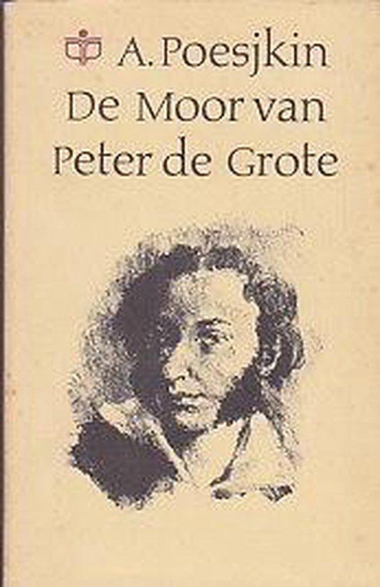 De Moor van Peter de Grote - A.S. Poesjkin |