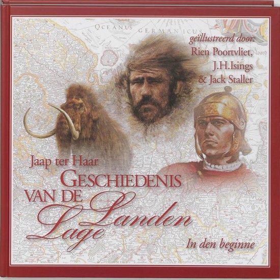 Boek cover Geschiedenis van de Lage Landen 1 In den beginne van Jaap ter Haar (Hardcover)