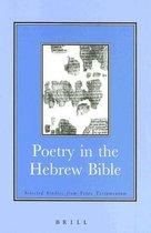 Poetry in the Hebrew Bible