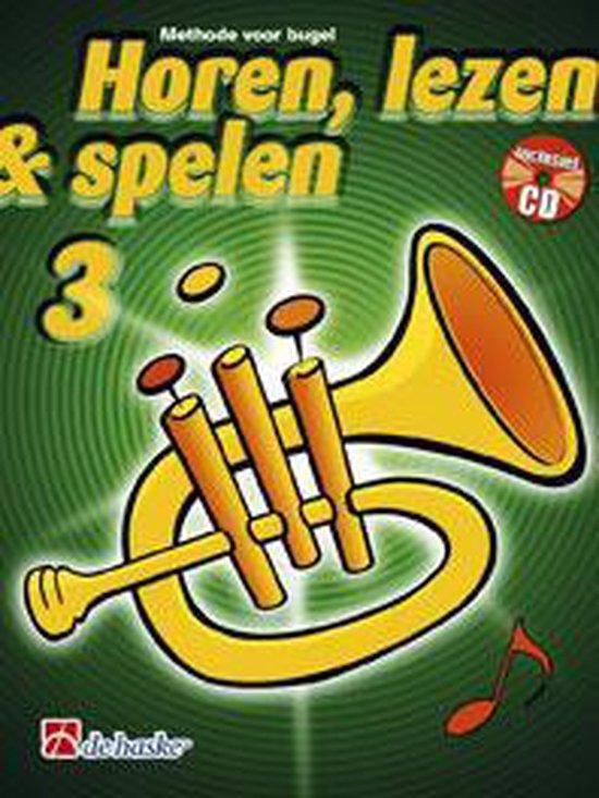 Horen Lezen & Spelen deel 3 voor Bugel (boek met Cd) - Jaap Kastelein   Fthsonline.com