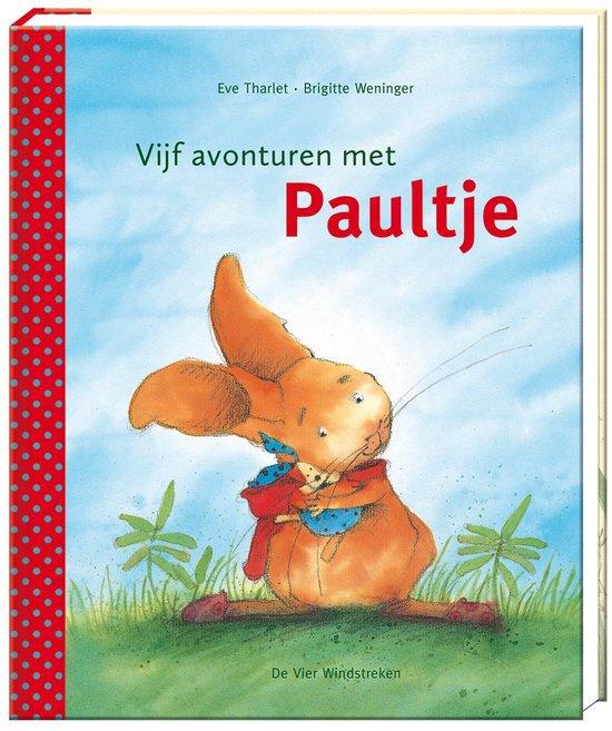 Vijf avonturen met Paultje - Brigitte Weninger |