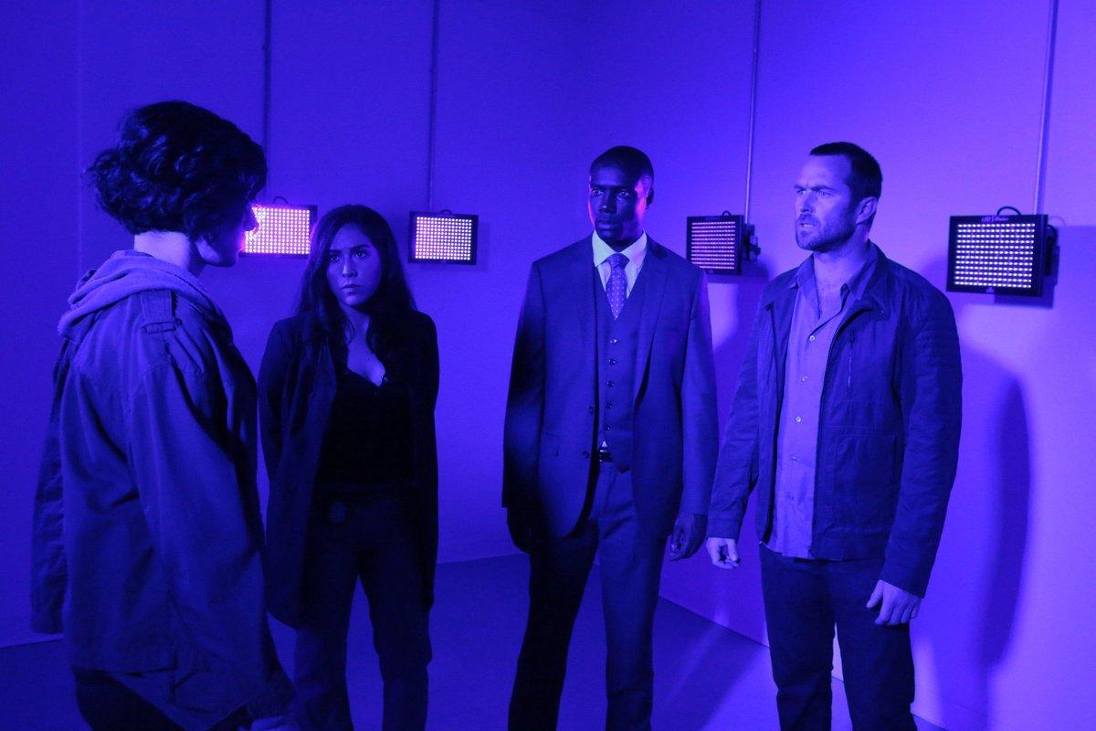 Blindspot - Seizoen 1 & 2 - Tv Series