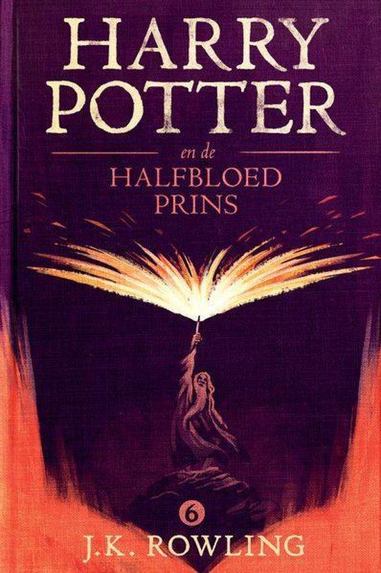 Harry Potter 6 - Harry Potter en de Halfbloed Prins - J.K. Rowling |