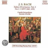 Bach J. S.: Suites Vol.2
