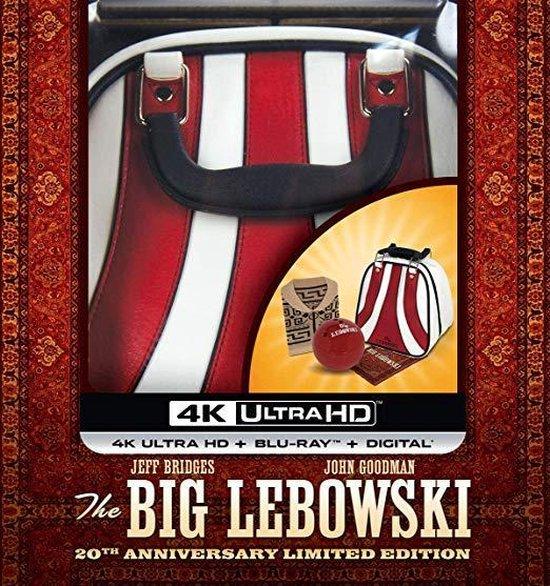 The Big Lebowski (Limited Edition) (4K Ultra HD Blu-ray) - Film