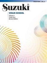 Suzuki Violin School Violin Part, Vol. 6 (Revised)