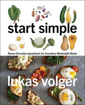 Boek cover Start Simple van Lukas Volger