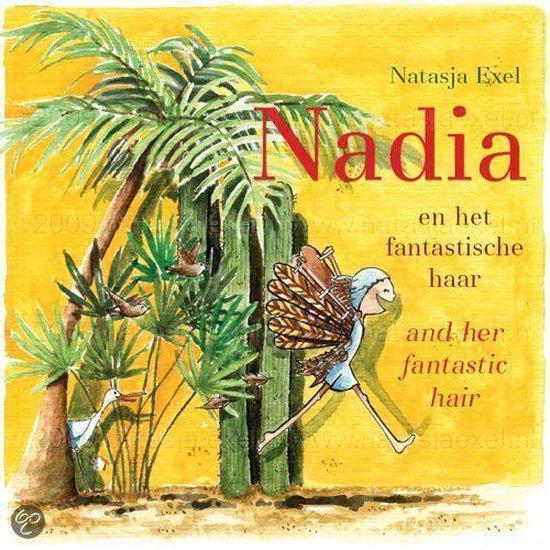 1 en het fantastische haar / and her fantastic hair Nadia