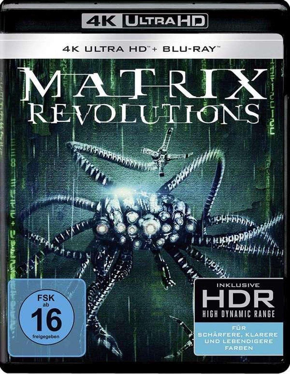 Matrix Revolutions (Ultra HD Blu-ray & Blu-ray)-