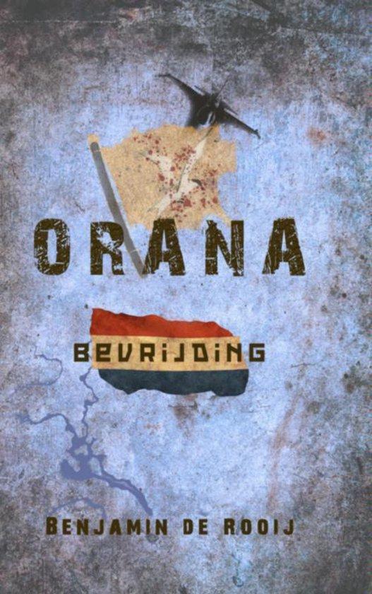 Orana - Bevrijding - Benjamin de Rooij | Fthsonline.com