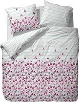 Esprit Klementine Dekbedovertrek - 140x220+60x70 - Pink