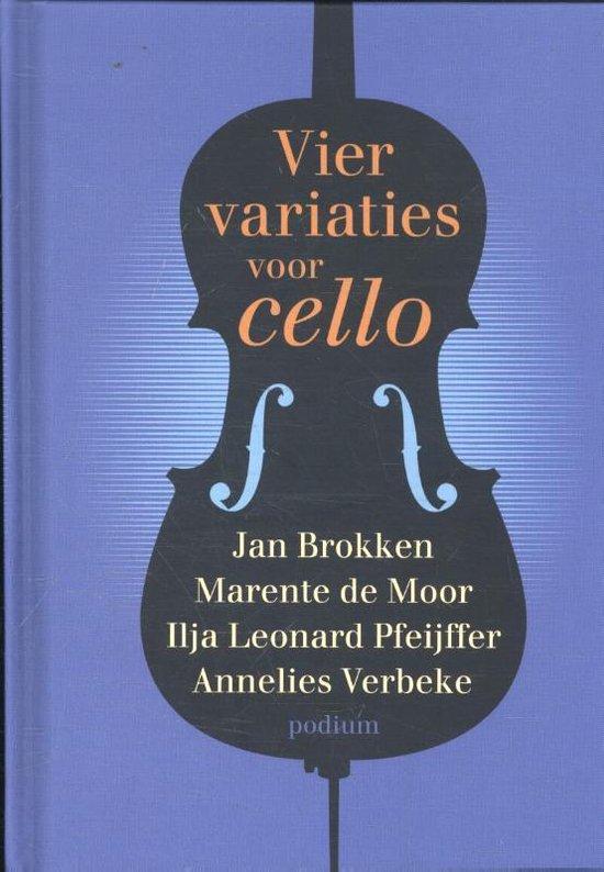Vier variaties voor cello - Ilja Leonard Pfeiffer   Readingchampions.org.uk