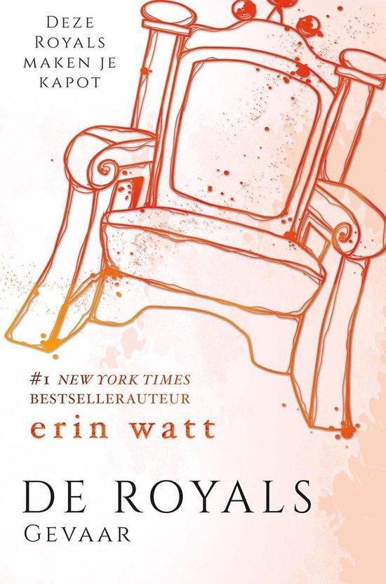 De Royals 5 - Gevaar - Erin Watt |