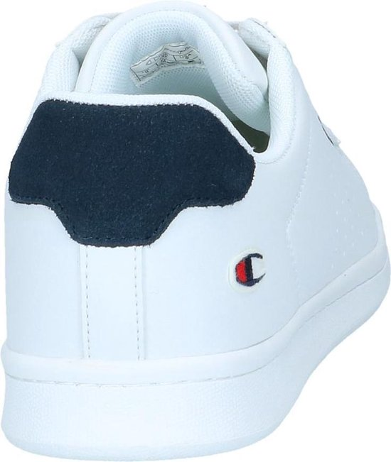 Witte Sneakers Champion Tennis Low