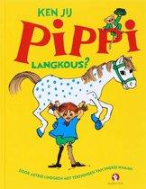 Omslag Ken jij Pippi Langkous?
