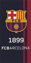 FC Barcelona strandlaken 100% katoen 70 x 140cm