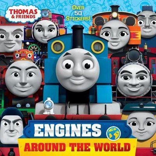 Engines Around the World (Thomas & Friends)