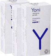 Yoni Tampons Heavy - Biologisch - 3 stuks