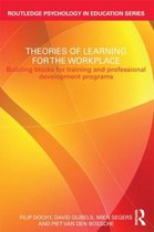 Boek cover Theories of Learning for the Workplace van Filip Dochy