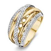 Ring bicolor briljant RG416343-56