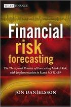 Boek cover Financial Risk Forecasting van Jon Danielsson (Onbekend)