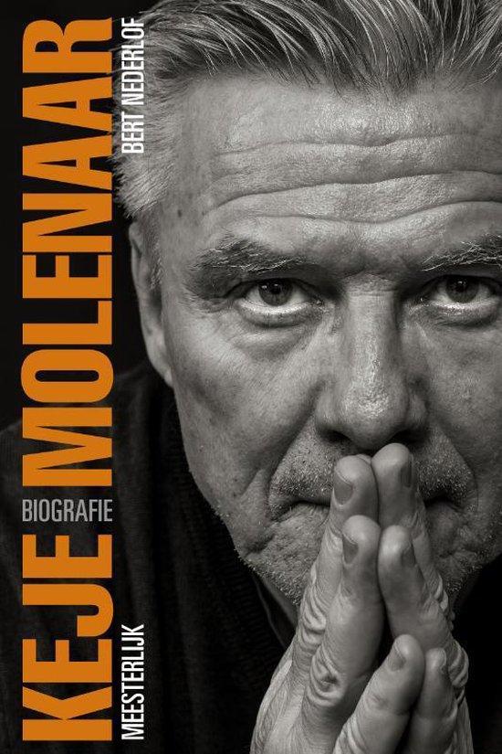 Boek cover Keje Molenaar van Bert Nederlof