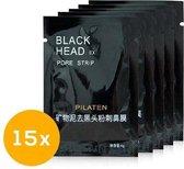 Mee-eters verwijderen met blackhead masker / Blackhead - 15 stuks