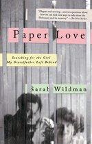 Boek cover Paper Love van Sarah Wildman