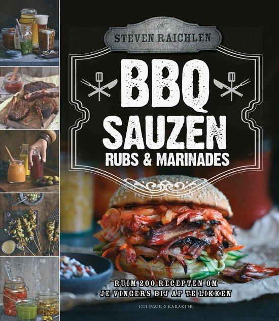 Afbeelding van BBQ-sauzen, rubs & marinades