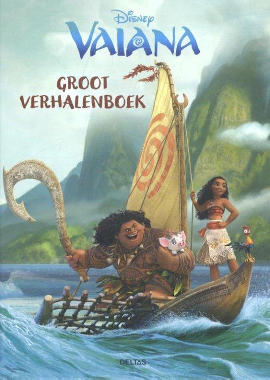 Vaiana - Groot verhalenboek - Disney  