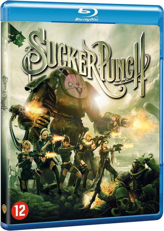Cover van de film 'Sucker Punch'