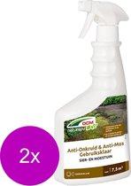Dcm Naturapy Anti-Onkruid Anti-Mos Totaal Gebruiksklaar - Algen- Mosbestrijding - 2 x 750 ml
